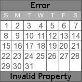 september availability